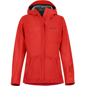 Marmot Minimalist Chaqueta Mujer, victory red
